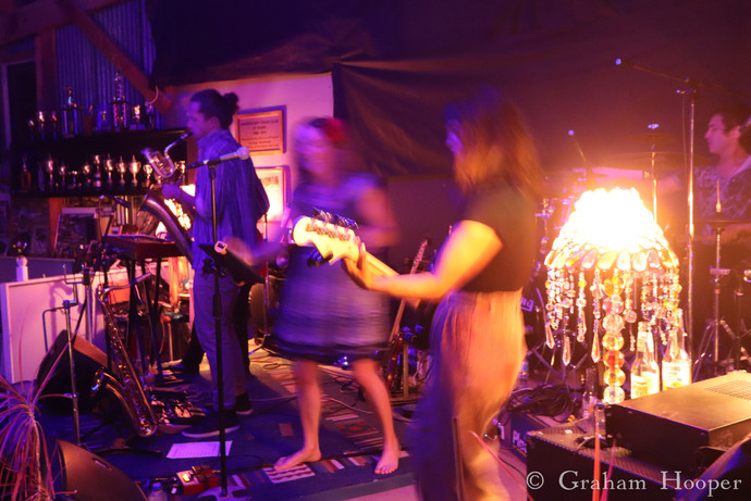 Speakeasy @ The Woolshed 7/11/20