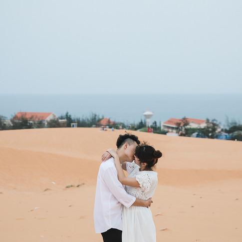 베트남 부부스냅
