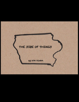 THE SIZE OF THINGS
