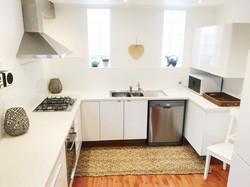 Drift Away cook's kitchen
