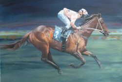 Black Caviar at The Stables