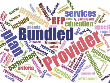 RFP Process for Bundled Service Provider