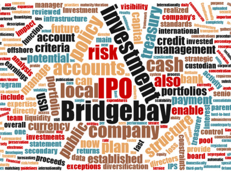 Treasury's Expertise: Mandatory for an IPO