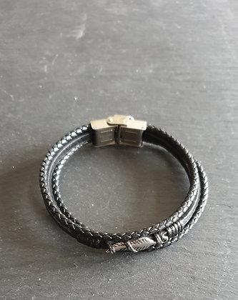Armband Pino schwarz