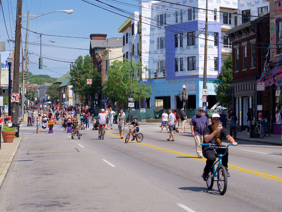 Retaining Walkability Through Growth - Georgetwon, KY