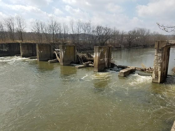 Post-Industrial Communities Look to their River for Stability