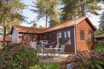 Luxury Lodge 400