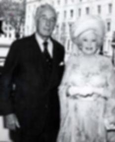 Mountbatten & Dame Barbara Cartland