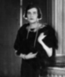 Miss Edwina Ashley