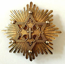 Knight Grand Cross of the Order of the Seal of Solomon