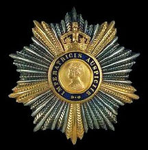 Knight Grand Cross of the Most Eminent Order of the Indian Empire