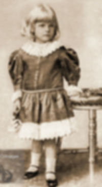 Alice as a child