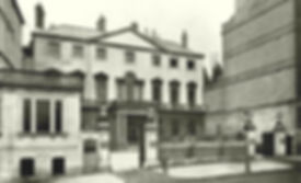 """The Naval & Military Club (The """"In and Out"""" Club), Piccadilly, London """