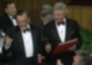 """John, 7th Lord Brabourne being """"surprised"""" by Michael Aspel for the show """"This Is Your Life"""""""