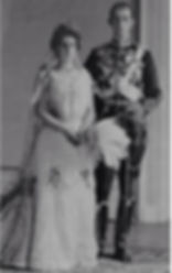 Alice & Prince Andrew on their wedding day 
