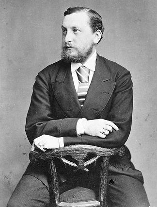 Gustav,  The Count (later Prince) of Erbach-Schönberg  