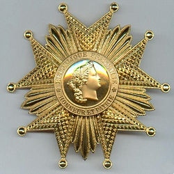Grand Cross of the National Order of the Legion of Honour