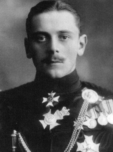 Prince Maurice of Battenberg 