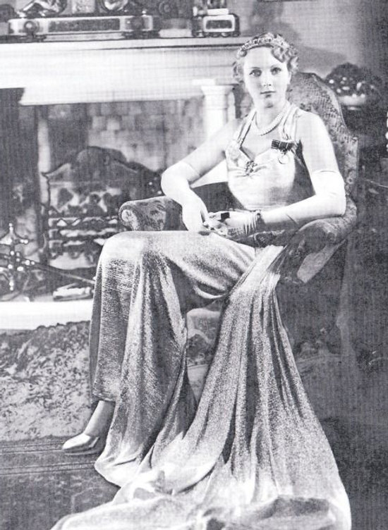 Iris (aged 17yrs) at her home in Kensington Palace, London 