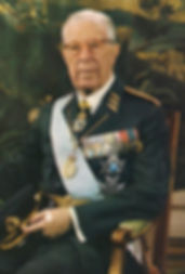King Gustaf VI Adolf of Sweden  ​