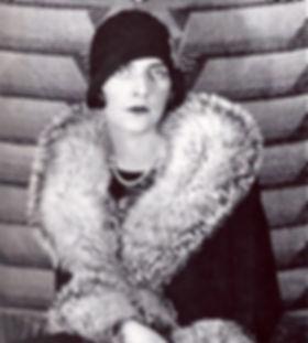 Edwina - society hostess