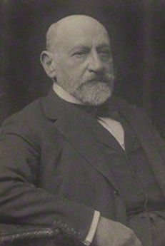The Rt Hon. Sir Ernest Cassel (Edwina's grandfather)