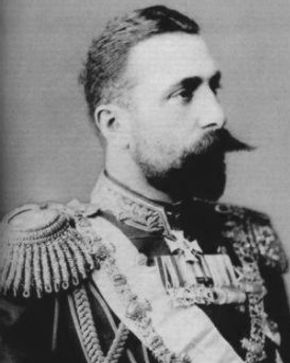 Alexander I, The Prince of Bulgaria 
