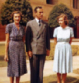 Edwina, Mountbatten & Pamela - the Vice-regal family 