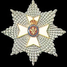 Knight Grand Cross of the Royal Victorian Order