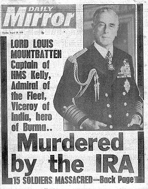 The Daily Mirror reported the explosion