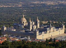 The Royal Site of San Lorenzo de El Escorial, Madrid 