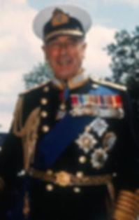 Admiral of the Fleet The Rt Hon. Lord Louis Mountbatten, 1st Earl Mountbatten of Burma