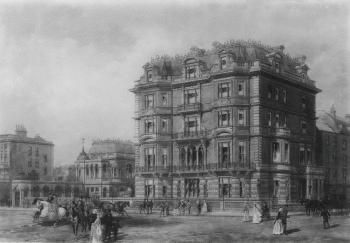 Brook House, Park Lane, London