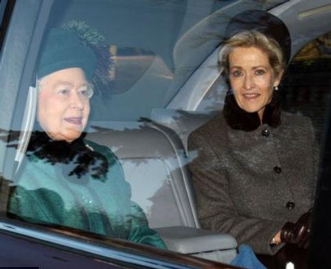 Queen Elizabeth II & Penelope  