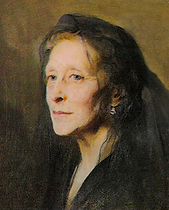 Mountbatten's mother - The Dowager Marchioness of Milford Haven (formerly Princess Victoria of Hesse & By the Rhine)