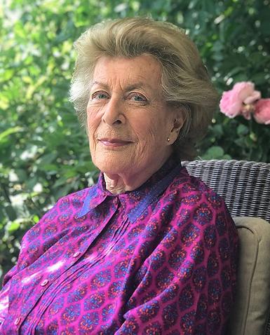 The Lady Pamela Hicks 