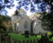 ​ St Mary's Church, Balcombe, Sussex ​