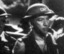 "Sir Noël Coward in the role of ""Captain Kinross"" in the film ""In Which We Serve"""