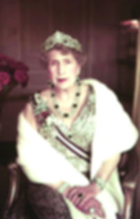 Queen Victoria Eugénie of Spain (Princess Victoria Eugénie of Battenberg) 