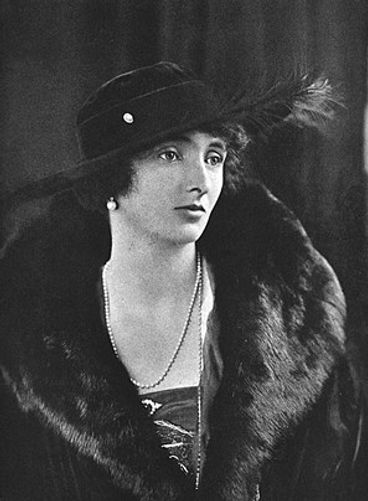 Lady Irene Denison, later The Marchioness of Carisbrooke