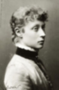 Princess Victoria of Hesse & By the Rhine 