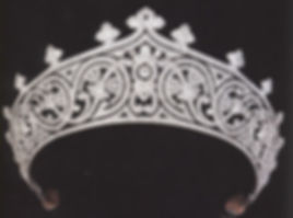 The Mountbatten Tiara