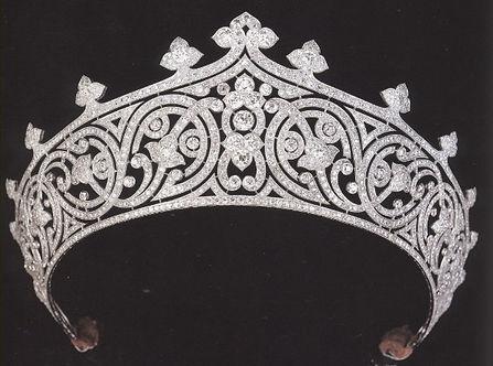 The Mountbatten Tiara