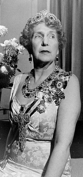 Queen Victoria Eugénie of Spain 