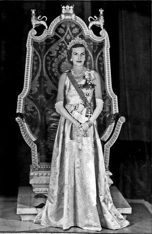 Edwina as Vicereine of India 