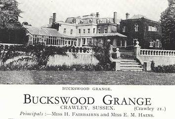Buckswood Grange, Crawley, Sussex
