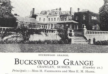 Buckswood Grange, Crawley, Sussex