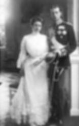 Alice & Prince Andrew of Greece & Denmark 