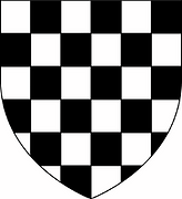 The arms of  the St. Barbe family