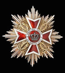 Knight Grand Cross of the Order of the Crown